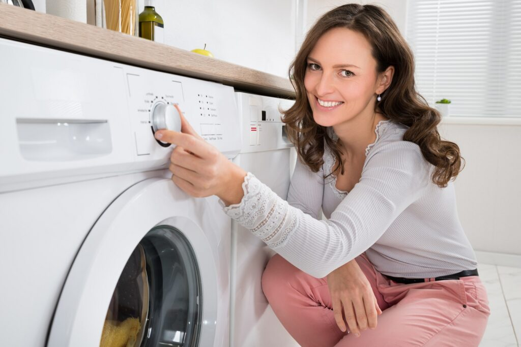 Vaskemaskine tilbud - billige vaskemaskiner fra populære mærker