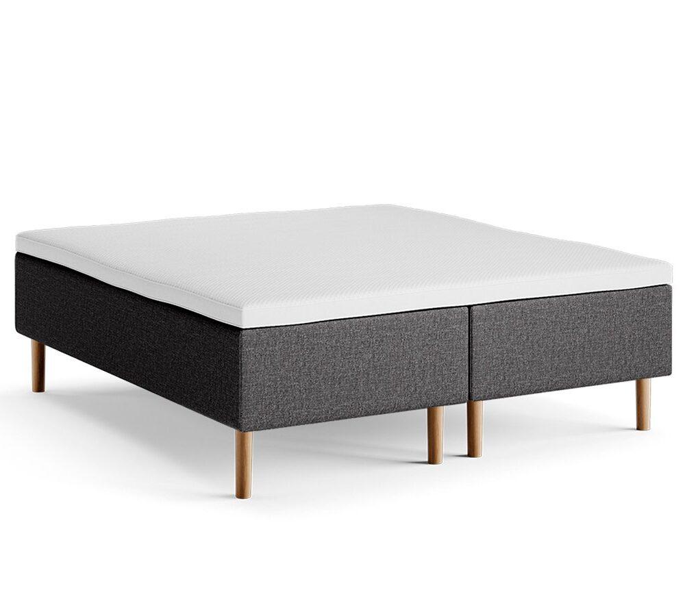 Stavanger Box (Antracit) - 180x200 cm.