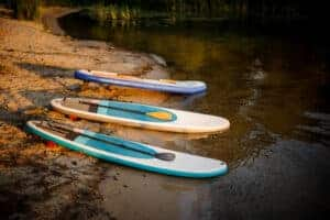 oppustelig paddleboard