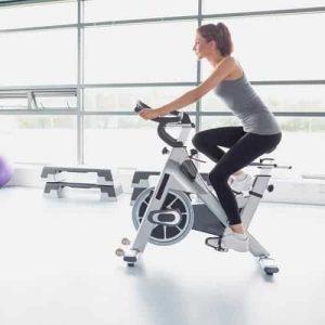 motionscykel på tilbud
