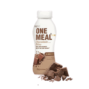 NUPO onemeal chocolate smag