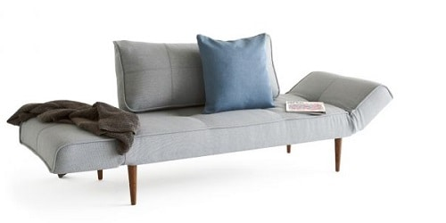 zeal soft pacific sovesofa