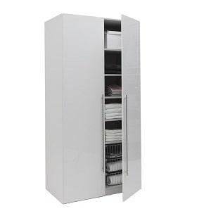 Save L 100 x H 200 x D 63 cm Garderobeskab