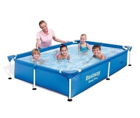 bestway steel pro splash badebassin