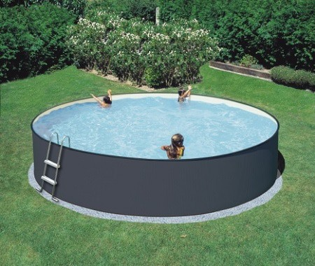 Summerfun standard rund pool 3,5 meter