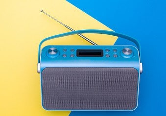 dab radio tilbud